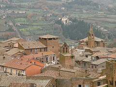 Orvieto (twiga_swala) Tags: old italien italy countryside town italian view rooftops altstadt italie umbria citt orvieto ombrie