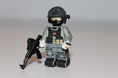 Modern Warfare 3 Delta Force Soldier (RiFt97) Tags: 3 modern lego decal custom cod minifigure warfare callofduty mw3 roaglaan modernwarfare3