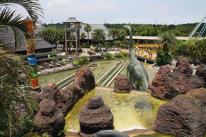 六福村主題遊樂園(南太平洋區)035