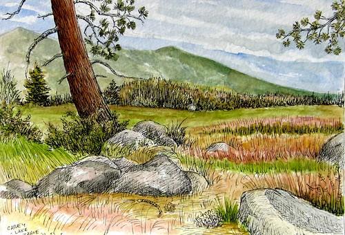 Kahle meadow- Lake Tahoe, NV