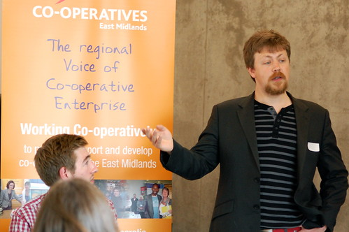 Ed Russell of Co-operative Web