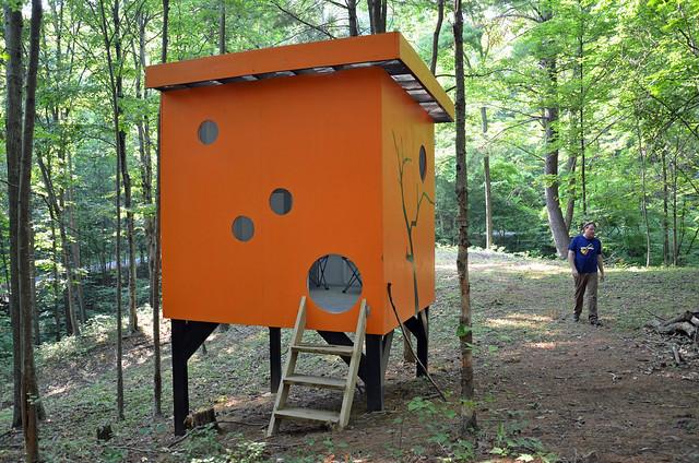 treehouse at luminhaus