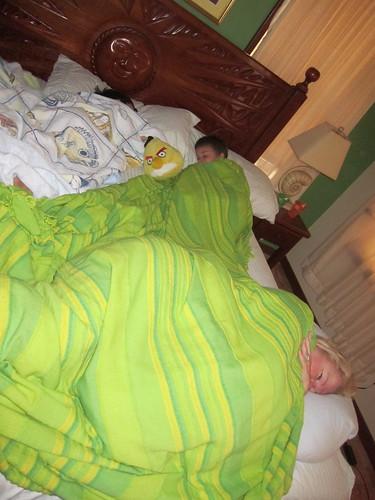 Sleepover with Jamma