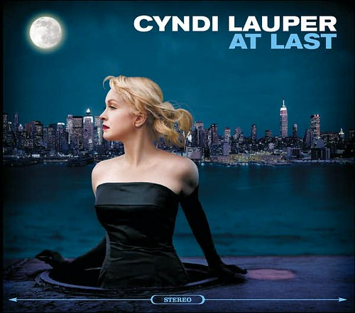 Cyndi Lauper At Last CD (2003)