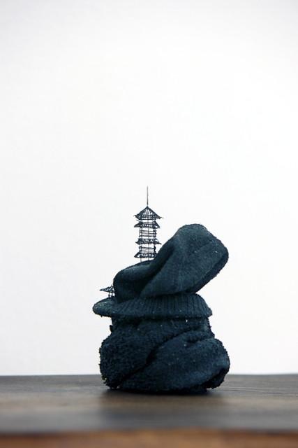 Takahiro Iwasaki; Out of Disorder, Socks; Image WeAreTape