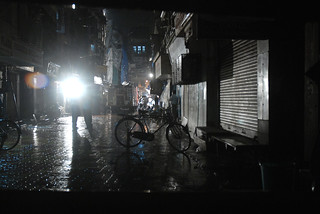 Zaveri Bazzar after the blast