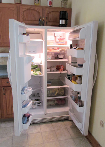 A Clean Fridge