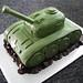 "World War II Tank Cake <a style=""margin-left:10px; font-size:0.8em;"" href=""http://www.flickr.com/photos/64091740@N07/5936353761/"" target=""_blank"">@flickr</a>"
