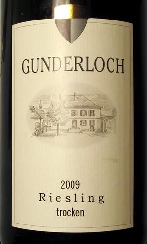 Gunderloch Riesling