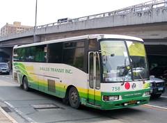 Asian bus transvestite probe
