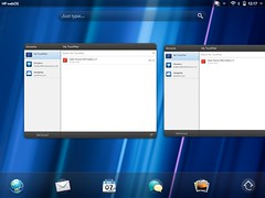 HP TouchPad QuickOffice and Adobe Reader