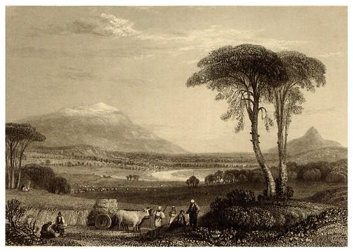 013-LLanuras del Olimpo-La Grèce pittoresque et historique 1841- Christopher Wordsworth-© Biblioteca de la Universidad de Heidelberg