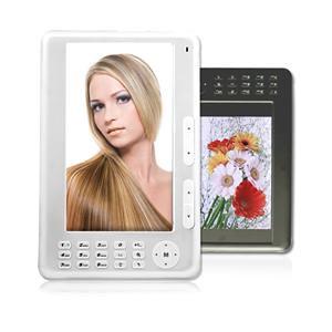 5737inchBuilt-in4GBMemoryflashPictureandMusicDigitaleBookReaderDC-103A5