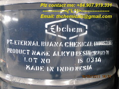 Alkyd resin- 1423-70 (Ha cht cng nghip - CHEMICALS) Tags: resin alkyd 142370