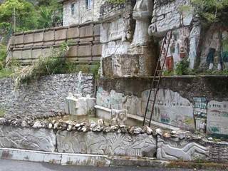 Carrara. Atelier Mario Del Sarto