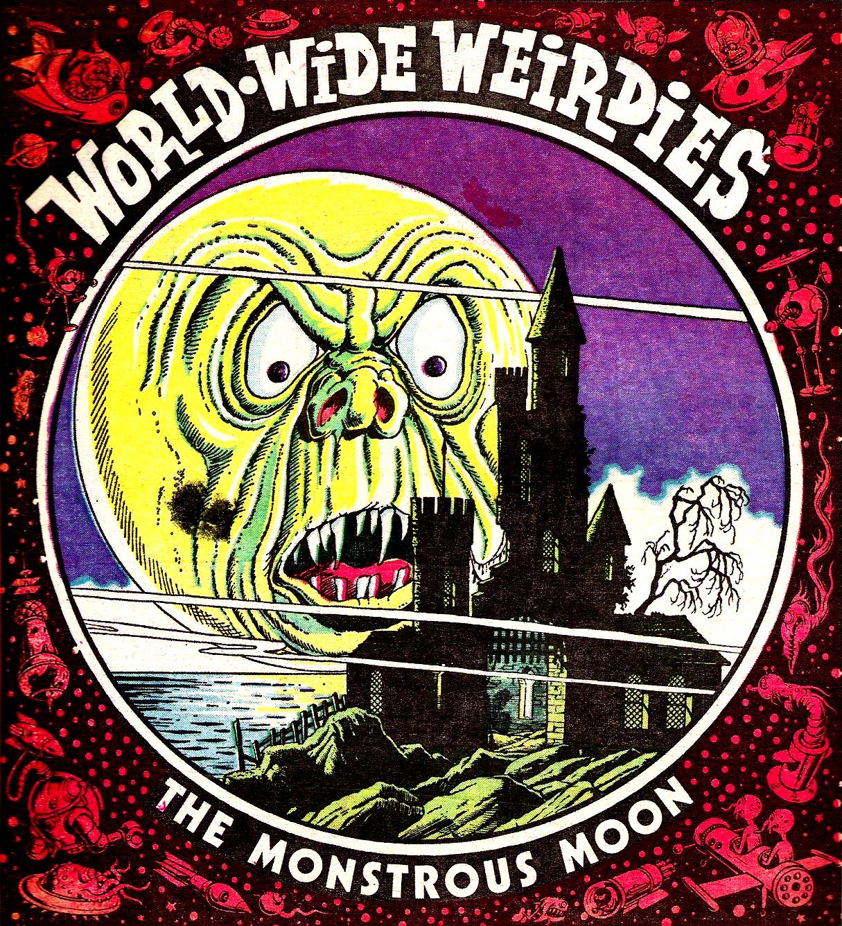 Ken Reid - World Wide Weirdies 21