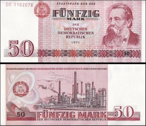 50 Mariek NDR 1971, Pick 30