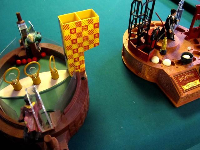 quidditch games