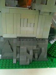 False Wall Closed (AK_Brickster) Tags: castle lego wip medieval knights crown moc crownie