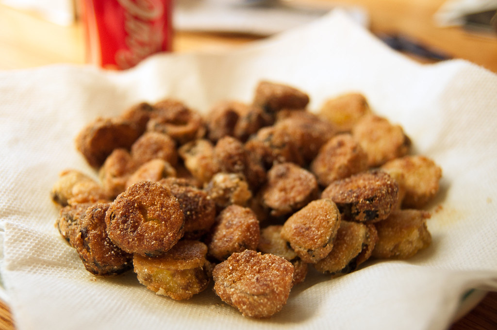 Fried Pickles by Will Folsom, on Flickr