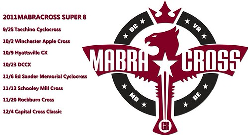 2011 MABRAcross Super 8 Calendar