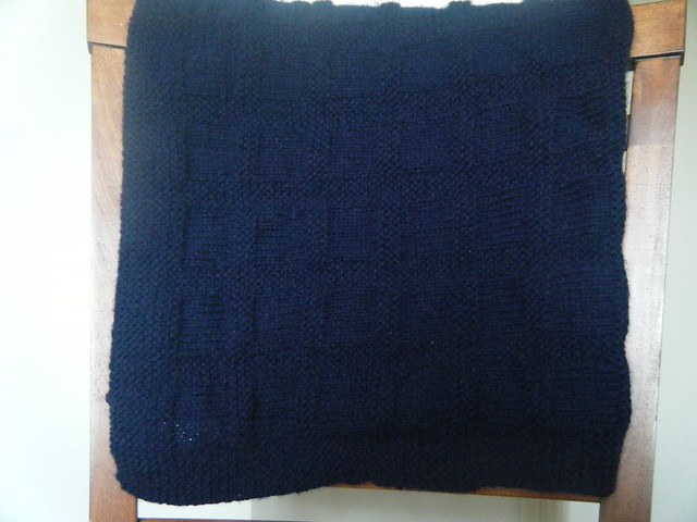 Midnight Baby Blanket