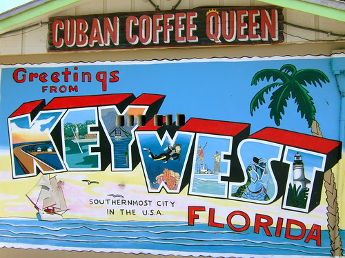 cuban coffee queen Key West