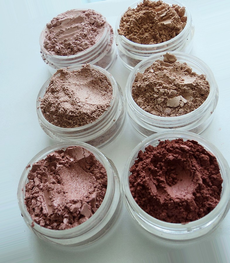 Mineral Blushes