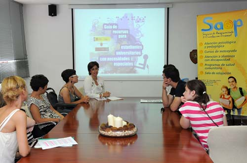 Campus inclusivo CMN 6