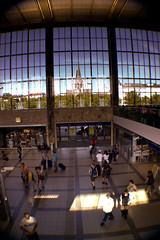 Estación del Oeste (vestíbulo)