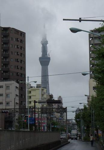 Tokyo Sky Tree by Rollofunk