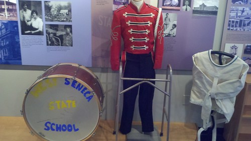 Exhibits in the Museum of Disability Store