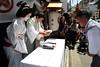 Chimaki ---ちまき奉納--- (Teruhide Tomori) Tags: travel festival japan kyoto traditional event geiko 京都 日本 chimaki 祭 gionmatsuri 祇園祭 山鉾巡行 芸妓 ちまき 伝統行事 上七軒 山鉾 yamaboko ichiteru 町衆
