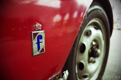 Alfa Romeo by William 74