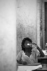 200.365 (Arun Titan) Tags: poverty light india black eye texture glass girl wall photoshop canon dark photography sadness photo blackwhite garbage flickr glow village sad photos walk shy 7d 365 chennai tamilnadu arun southindia cwc project365 arunkumar mg3097 arunr aruntitan arun4884aruntitan