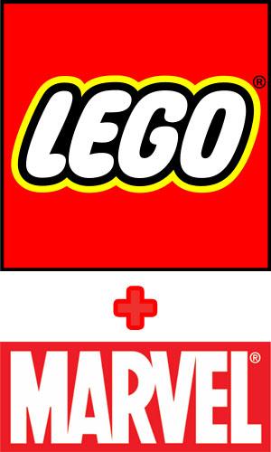 LEGO + Marvel