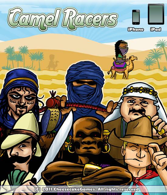 Camel Racers