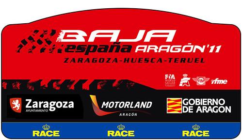 Baja España Aragón 2011