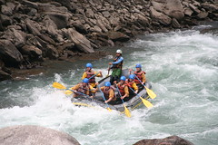 Bothi Kosi Adventure rafting Kayaking trip