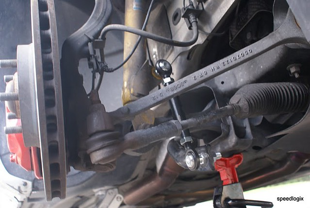 Sx Front Sway Bar End Links Installed Pics Dodge
