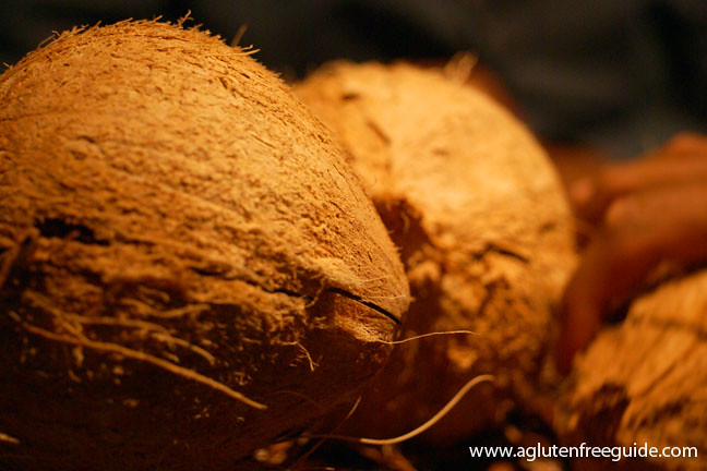 coconuts! Next Restaurant Tour Of Thailand Menu Gluten-Free (22)