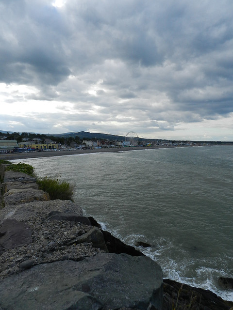 Friday afternoon walk on Bray Seafront