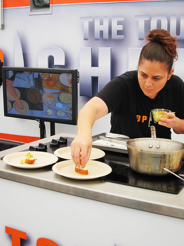 The Day I was a Top Chef Tour Judge