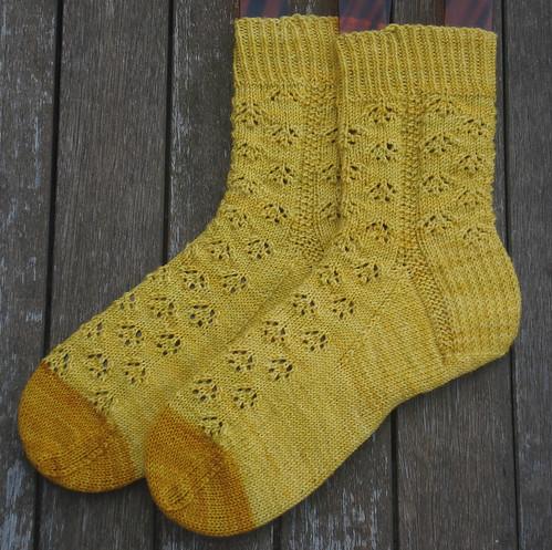 F socks