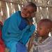 Visit at a Massai school