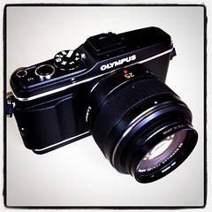 E-P3 + Summilux 25mm f1.4 装着イメージ