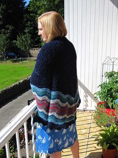 bressay hap shawl pattern Republished august 2018 in rowan:40years: 40 iconic hand-knit designs.