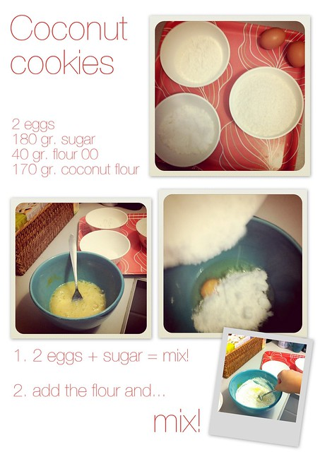 Sunday Coconut Cookies