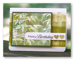 Birthday foliage (peacefulkatie) Tags: heroarts leafclusters findjoy cg288 cl497