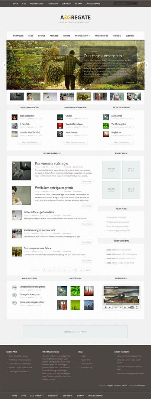 aggregate-elegant-themes